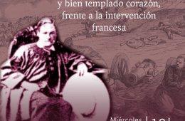 Ignacia Riesch, una mujer frente a la intervención franc...