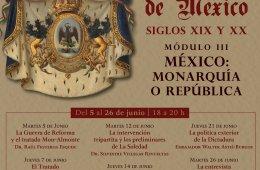 Historia diplomática de México, siglos XIX y XX. Módul...