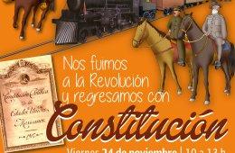 Nos fuimos a la revolución y regresamos con constitució...