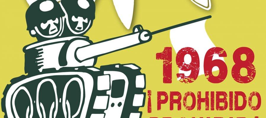 1968 ¡Prohibido prohibir!