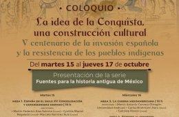 La idea de la Conquista, una construcción cultural