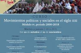 Movimientos políticos y sociales en el siglo XXI. Módul...