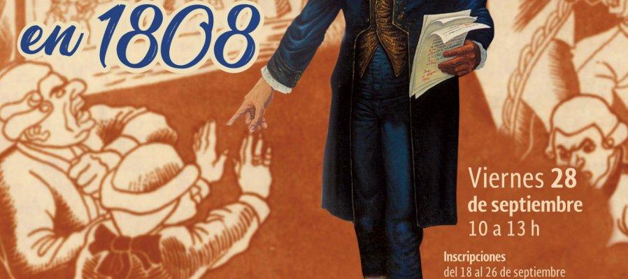 Un alboroto en 1808