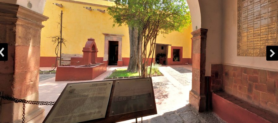 Visita de forma virtual el museo Casa de Hidalgo, ex curato de Dolores