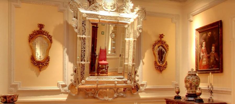 Conoce la Casa Guillermo Tovar de Teresa en este recorrido virtual