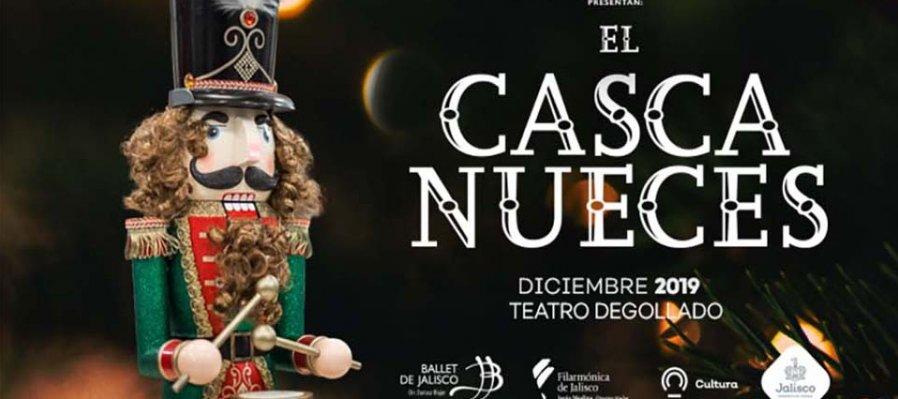 El Cascanueces con el Ballet de Jalisco