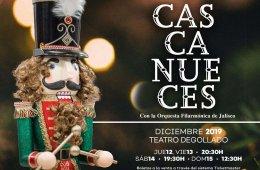 El Cascanueces con el Ballet de Jalisco y la OFJ
