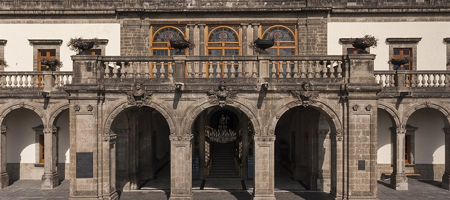 Permanent Exhibition. National Museum of History, Castle of Chapultepec