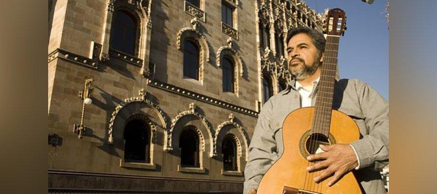 Concierto Fusiones 1 con Carlos Maceiras