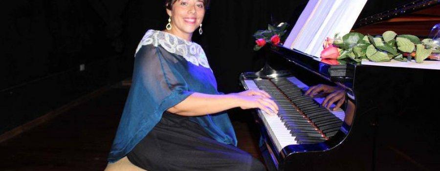 Concierto de piano con Nadia Arce Moreno