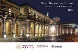 Noche de museos en el Castillo de Chapultepec
