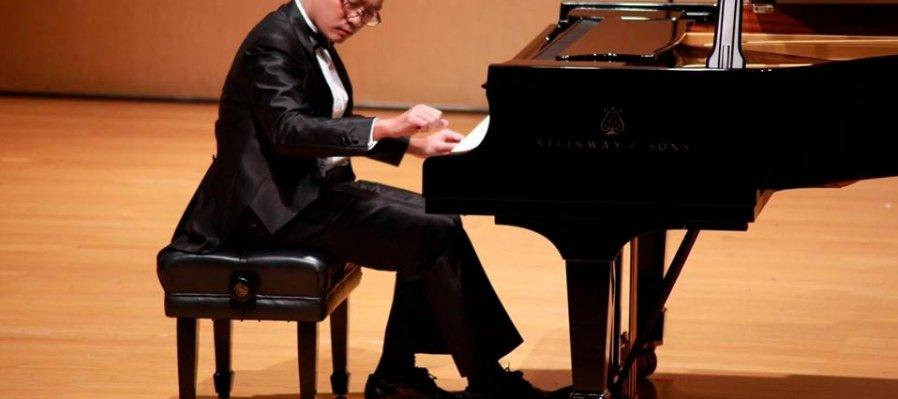 Concierto de piano con Chiu Yu Chen