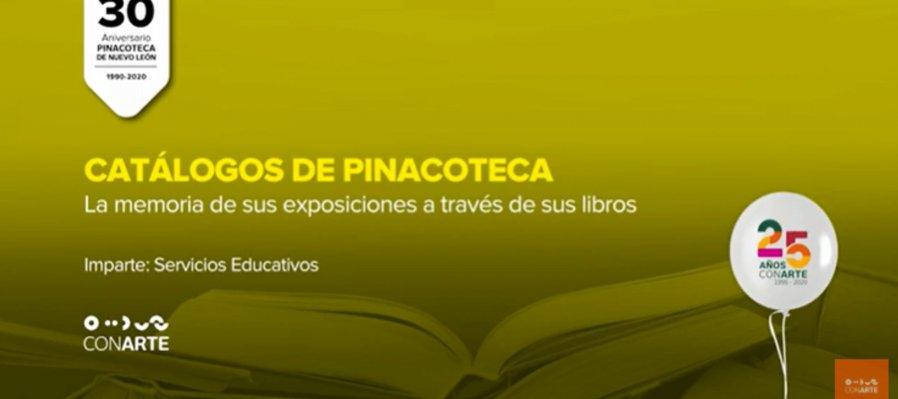 Catálogos de Pinacoteca: Federico Cantú