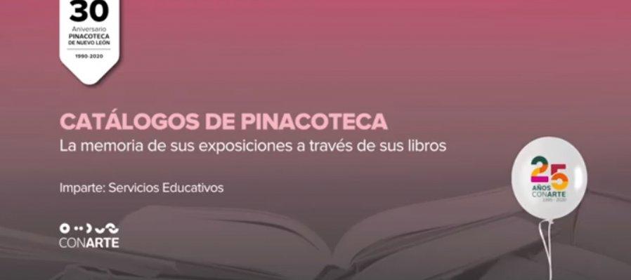 Catálogos de Pinacoteca