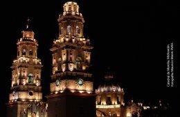Morelia, la Ciudad de las Canteras Rosas. Michoacán