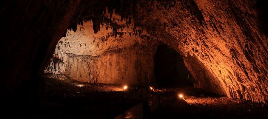 Las cavernas