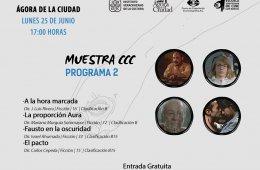 Muestra CCC. Programa 2