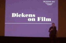 Charles Dickens en el cine por Adrian Wootton