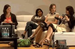 Mesa redonda: Fronteras narrativas. Explorando el lenguaj...