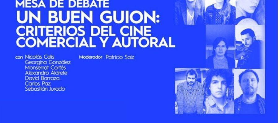 Un buen guion: Criterios del cine comercial y autoral