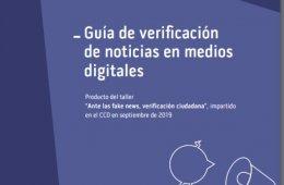 Guía de verificación de noticias en medios digitales