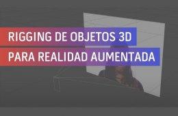 Shirobeta - Rigging de objetos 3D para realidad aumentada...
