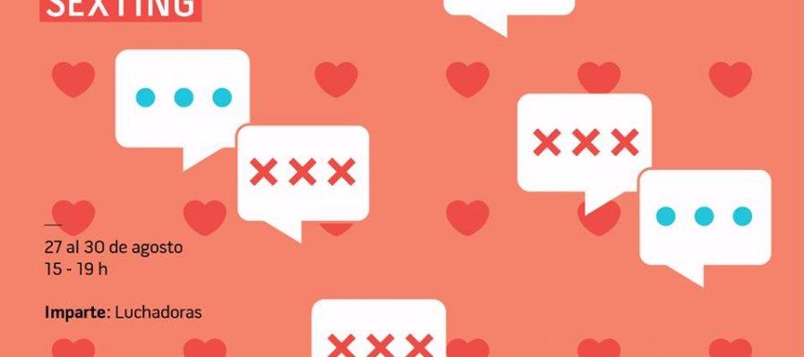 Yo sexteo ¿tú sexteas? Prácticas seguras para la expresión erótica on-line