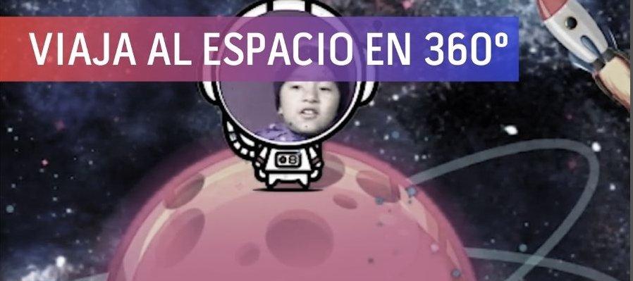 Viaja al espacio en 360º por Harumy Villareal