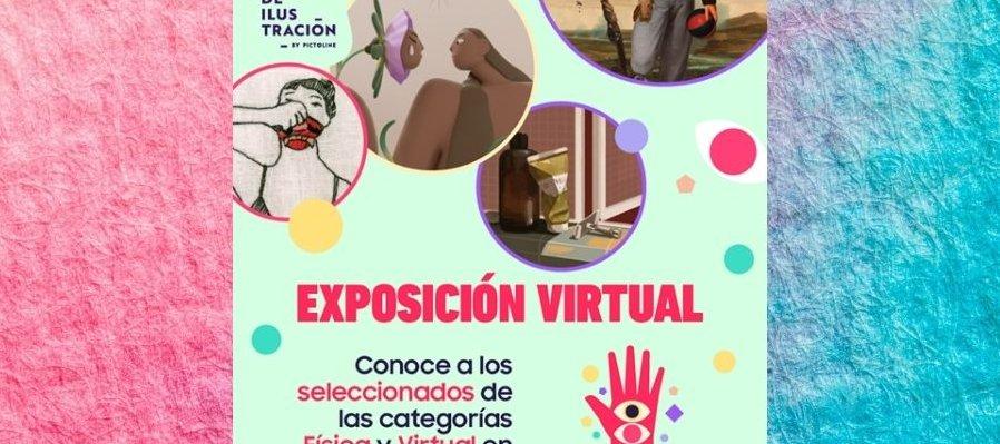 Exposición Virtual de la Bienal de Ilustración 2020
