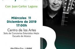 Concierto de Guitarra con Juan Carlos Laguna