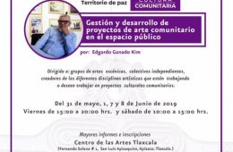 Management and Development of Projects of Community Art i...