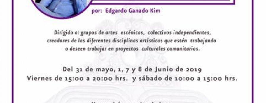 Gestión y Desarrollo de Proyectos de Arte Comunitario en el Espacio Público