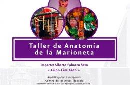 Taller de Anatomía de la Marioneta