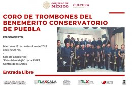 Trombones Chorus of the Most Honored Conservatory of Pueb...