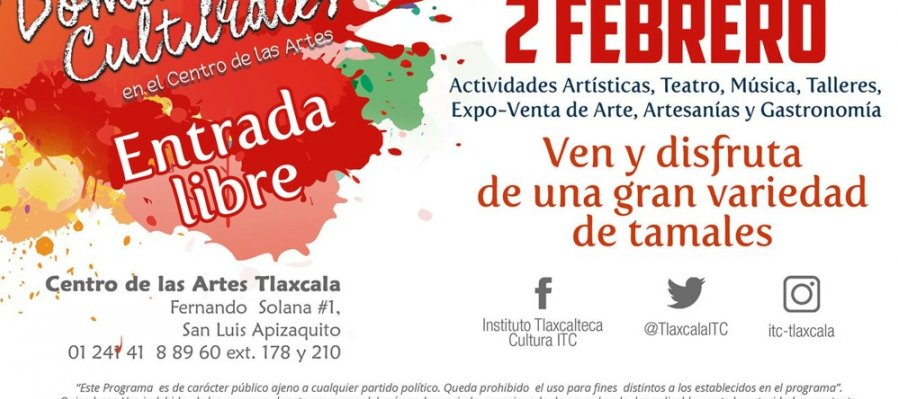 Domingos Culturales en el Centro de las Artes