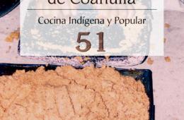 Recetario mascogo de Coahuila