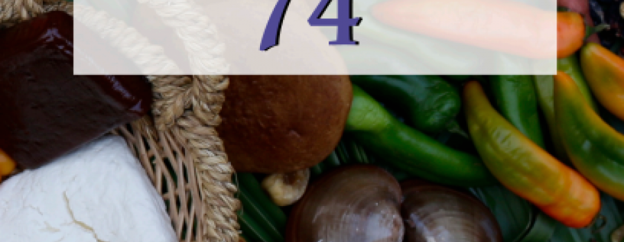 Recetario tradicional sudcaliforniano