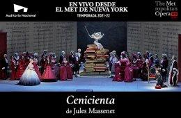 En vivo desde el Met de Nueva York, La Cenicienta