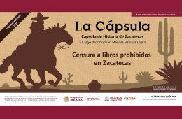 Cápsulas Historia De Zacatecas: Censura a libros prohibi...