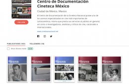 Consulta digital del cine mexicano