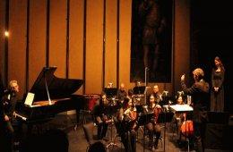 Concierto. Música Mexicana Contemporánea
