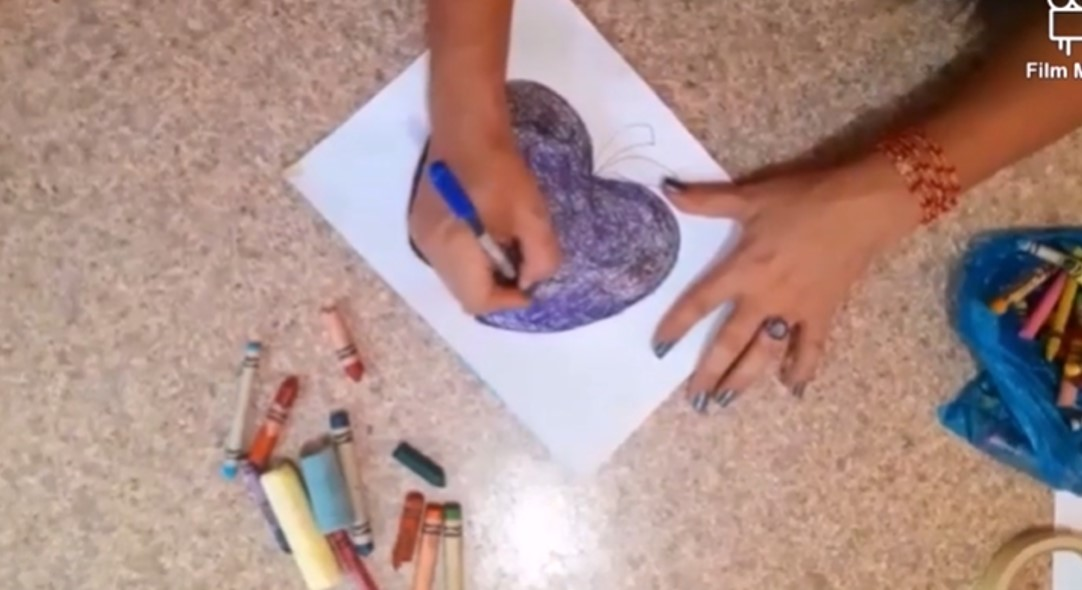 Taller de pintura para niños