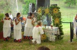 Chicomexochitl en Colatlán, la fiesta de las flores