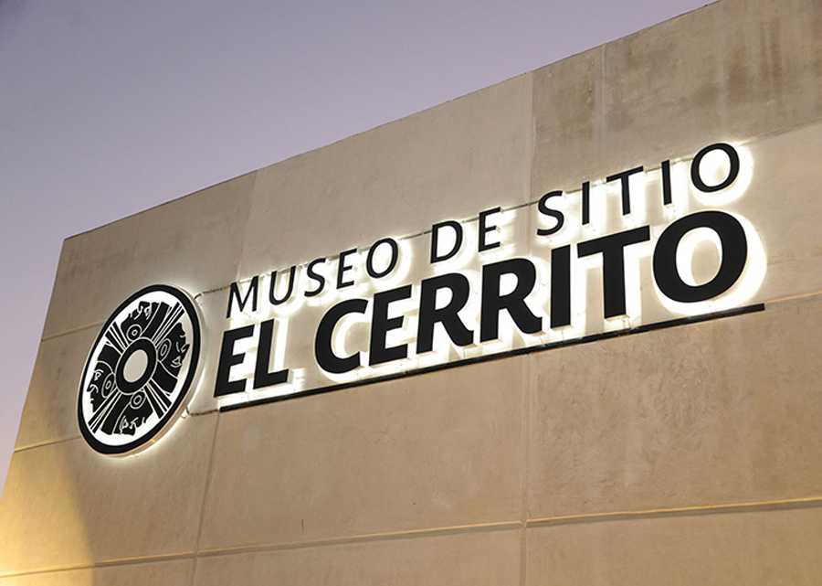 Visit the Site Museum of El Cerrito Archaeological Zone