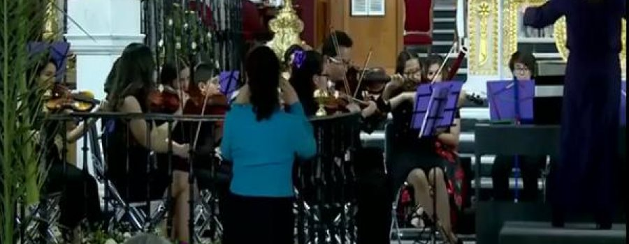 Concierto de Semana Santa con la Camerata y Coro Cesaretti