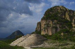 Zona arqueológica de Chalcatzingo, Morelos