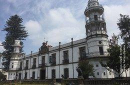 Diego Rivera en Chapingo. Estado de México