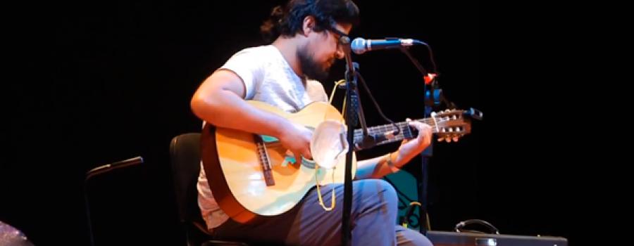 Char, concierto de balada folk