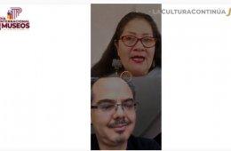 Charla con el artista Luis Carrera-Maul