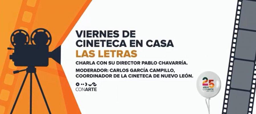 Charla con Pablo Chavarría